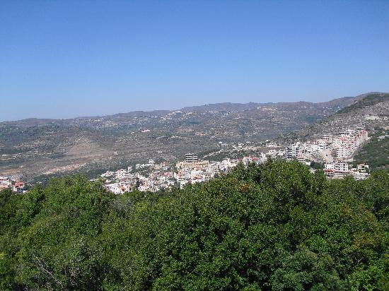 Mashtal Helu, Siria: View on Mashta El Helou