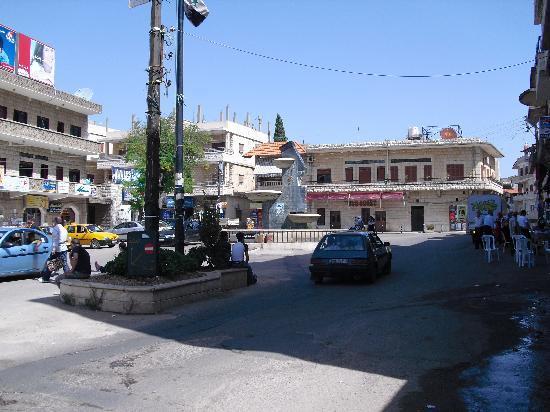 Mashtal Helu, Suriah: Mashta El Helou Centre