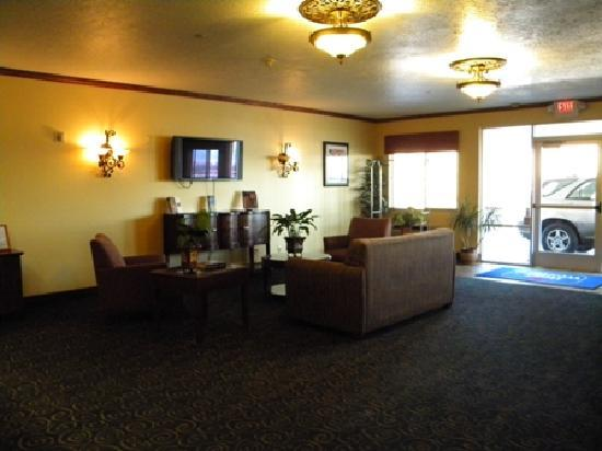 BEST WESTERN Richfield Inn: Reception