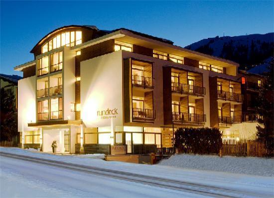 Hotel Rundeck: Hotel Garni Rundeck - modernes Ambiente gepaart mit Tiroler Gemütlichkeit