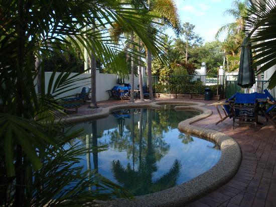 Half Moon Bay Resort: the pool