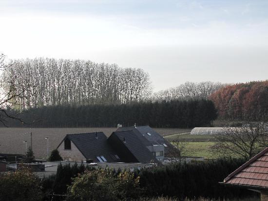 Hostellerie De Biek: View from Window