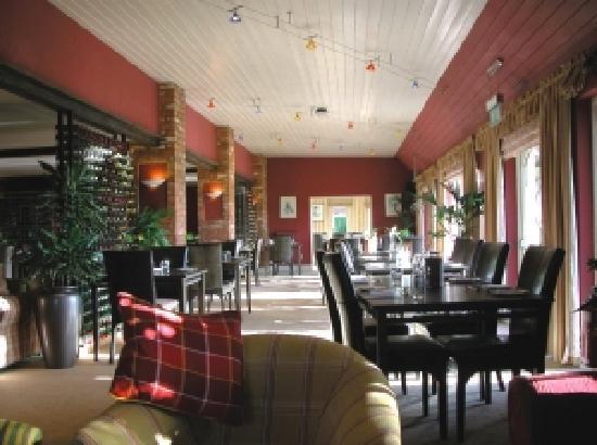 Three Choirs Vineyard : Restaurant