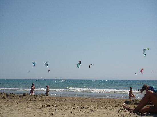 Castiglione Della Pescaia, Italy: Il mare