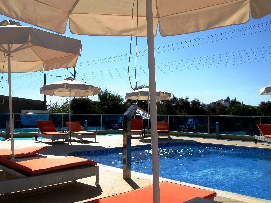 Princess of Naxos: pool