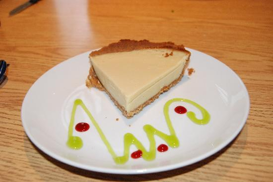 Key Lime Cafe: key lime pie