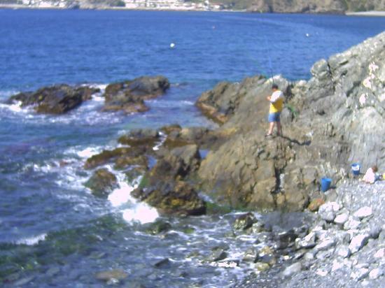 Hotel Playa Cotobro: y el mar estalla a pie del hotel