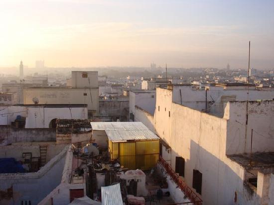 Dar Al Batoul: rooftop view