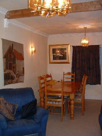 Port Erin, UK: Guest lounge