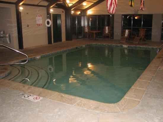 Comfort Inn: the pool