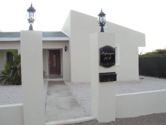 cloture villa