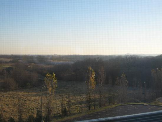Country Inn & Suites by Radisson, Galena, IL: great view from our room