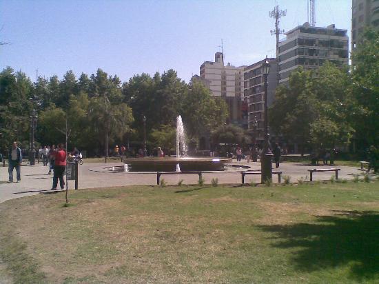 Rio Cuarto, Argentina: Plaza Roca