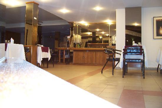 Hotel Carollo Gold: Lugar donde se sirve el desayuno