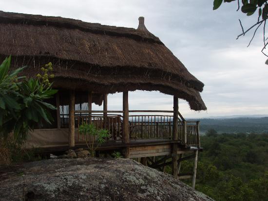 Mihingo Lodge: Dining area
