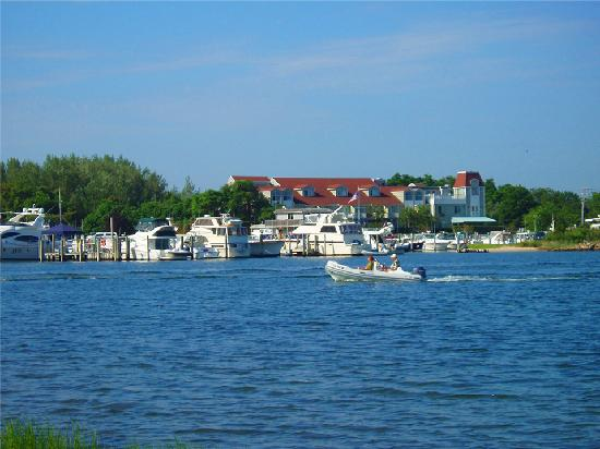 SAG Harbor, État de New York : Harbor View