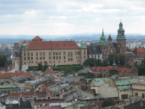 Hotel Korona : The Wawel Castle