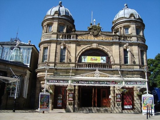Μπάξτον, UK: The Opera House, Buxton.