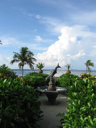 Bokeelia Tarpon Inn: View of Bay