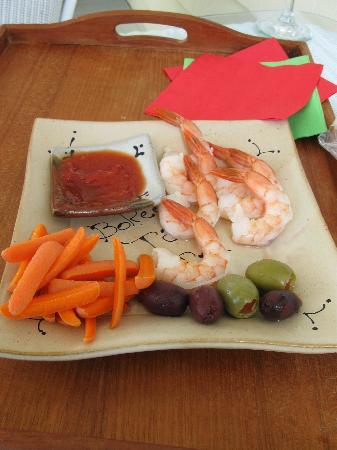 Bokeelia Tarpon Inn: Happy Hour Appetizer