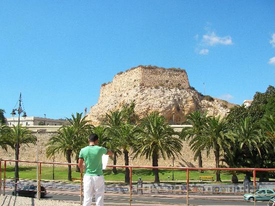 การ์ตาเฮนา, สเปน: Historische Mauern