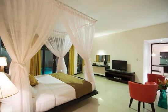 The Replica Suite: Bedrooms