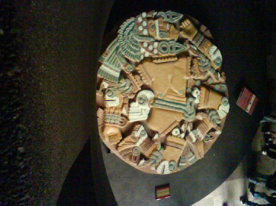 Museo del Templo Mayor: Templo Mayor Azteca 2