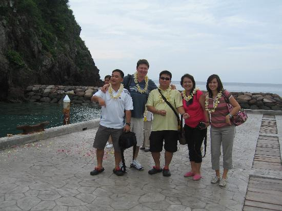Marinduque Island, Filipinas: Our Arrival