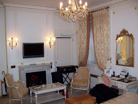 เดอะริทซ์ ลอนดอน: Room at the Ritz
