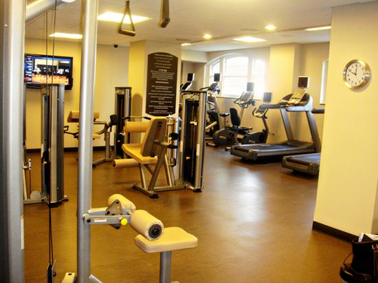 State of the art gym picture of hotel galvez & spa a wyndham grand