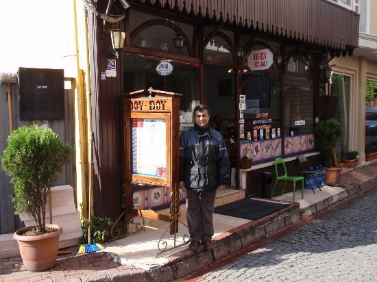 Yunus Emre Otel: Doy Doy Restaurant