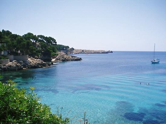 Grupotel Molins: Cala rejadta beach