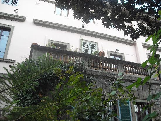 Hotel Villa Azalee: garden