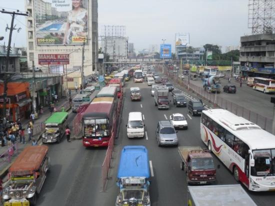 traffic in manila who s to blame Patients who were injected with dengvaxia, at a special ward at the quirino memorial medical center in manila while dengvaxia's maker sanofi has said unequivocally.