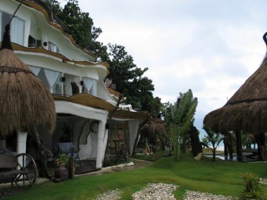 Boracay, Filipinas: Our resort