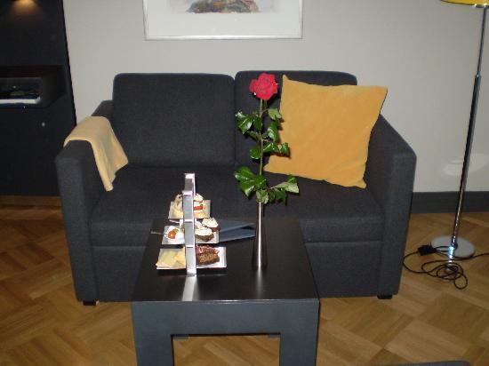 Solo Sokos Hotel Torni: Sofa group