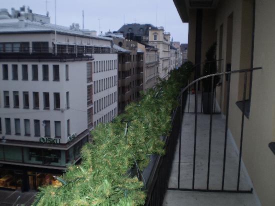 Solo Sokos Hotel Torni: Balcony