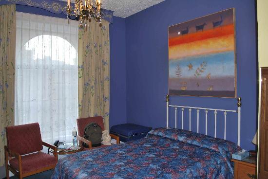 أوتل شاتو دي لأرجوت: Hotelzimmer