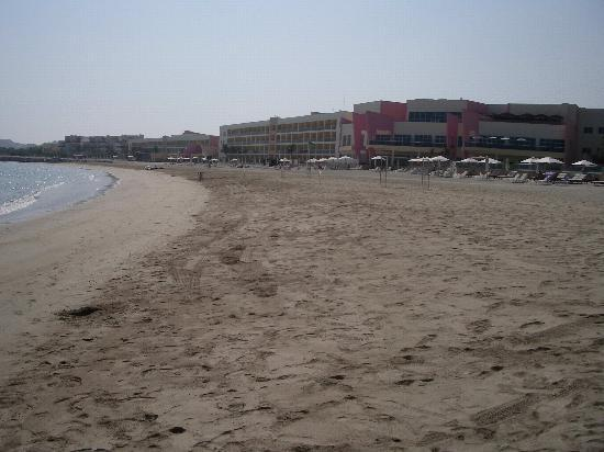 Radisson Blu Resort Fujairah: The beach