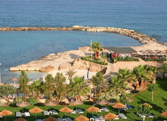 Hotel St. George: Laguna
