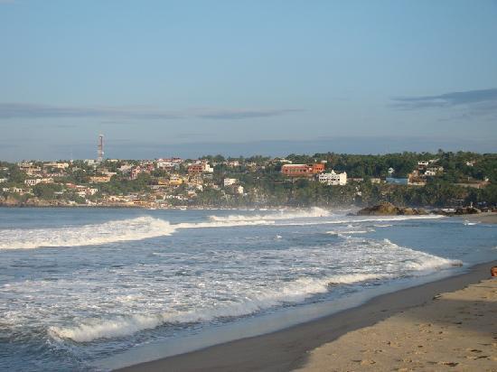 Beach Hotel Ines : Playa de Puerto Escondido