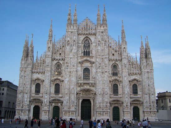 Milan Italy  city pictures gallery : Milan, Italy: Duomo