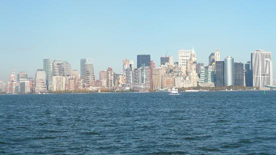 Verve Hotel, An Ascend Collection: Manhattan from Liberty Island