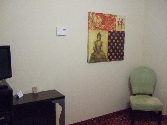 Kristály Imperial Hotel - Tata: Room 114