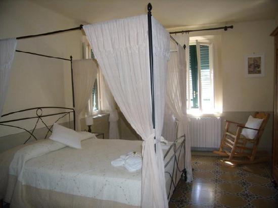 Bed & Breakfast Evelina: bedroom