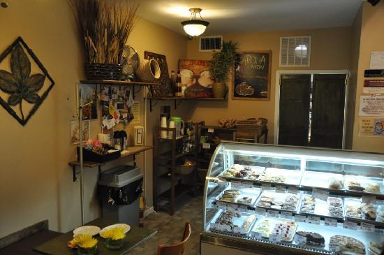 A-Roma Bakery: angolo del caffe'