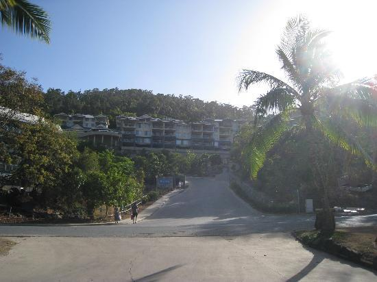 "Peppers Airlie Beach: Das Hotel auf dem ""Mount Whitsunday"""