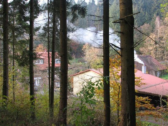 Limbacher Muhle: Hidden in the forest