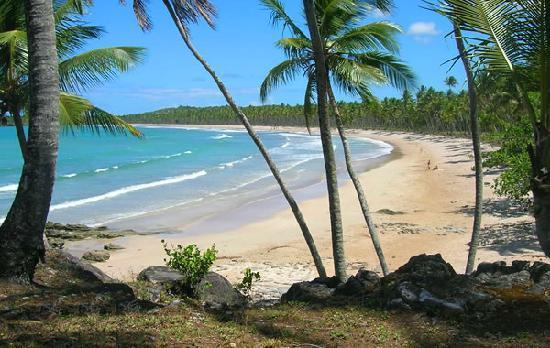 Geographic Boipeba Hostel: Praia paradisiaca da Cueira
