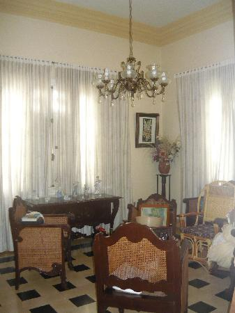 Casa Mayda Bellon: Vista Interior de la casa